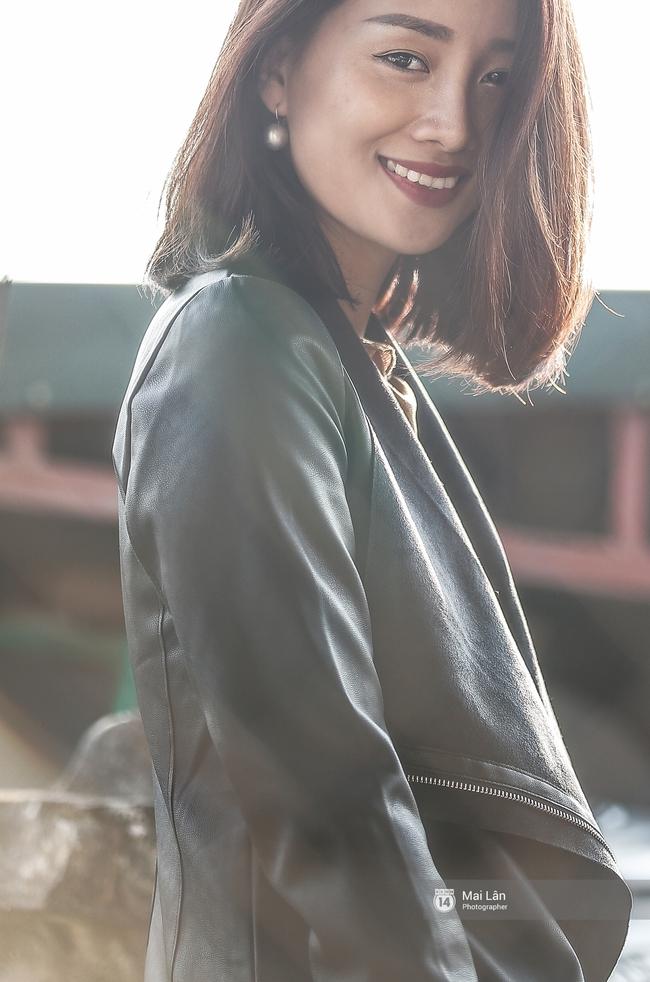 MC VTV Đặng Quỳnh Chi: 30 tuổi vẫn trẻ đẹp và cuốn hút chẳng kém hot girl! - Ảnh 13.