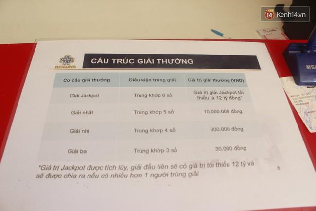 Người Sài Gòn hào hứng trải nghiệm vé số tự chọn giải thưởng 12 tỷ lần đầu ra mắt - Ảnh 8.