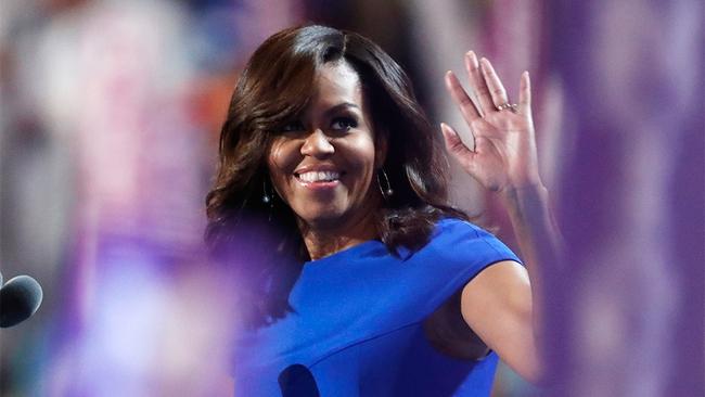 Hãy nghe hết bài diễn văn tuyệt vời của bà Michelle Obama, bạn sẽ hiểu làm Tổng thống nghĩa là gì - Ảnh 9.