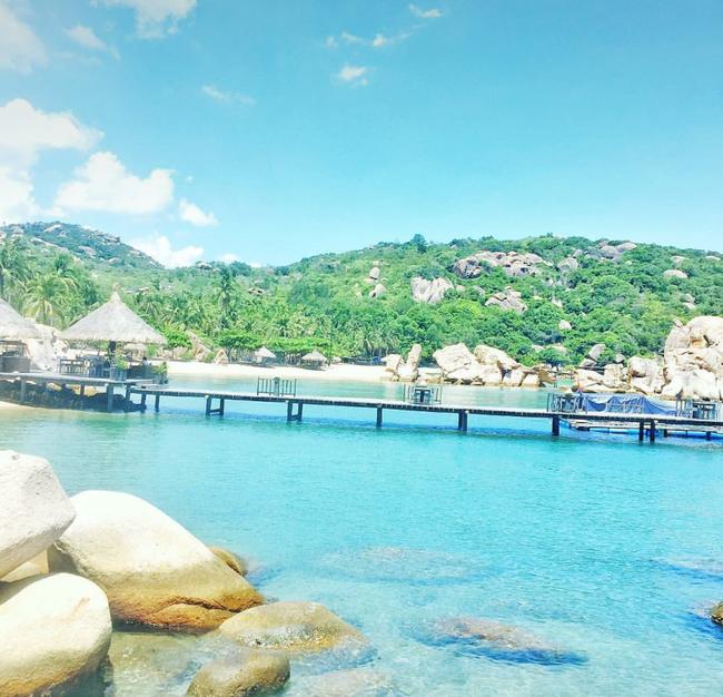 Cần chi đi đâu xa, ở Việt Nam cũng có những vùng biển đẹp không thua gì Maldives! - Ảnh 4.