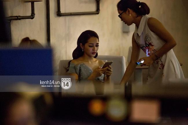 Sau khi công khai tình cảm, Bảo Anh - Hồ Quang hiếu bị bắt gặp hẹn hò giữa khuya - Ảnh 1.