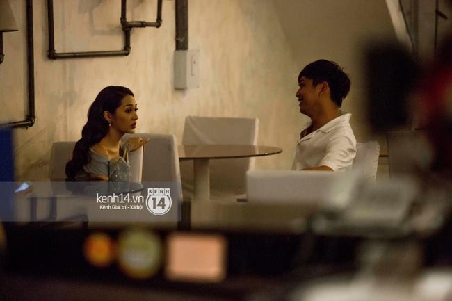 Sau khi công khai tình cảm, Bảo Anh - Hồ Quang hiếu bị bắt gặp hẹn hò giữa khuya - Ảnh 2.