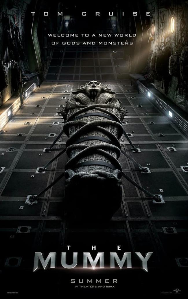 The Mummy tung trailer đầu tiên đầy cảnh hành động và cháy nổ mãn nhãn - Ảnh 5.