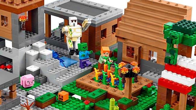Chiêm ngưỡng trụ sở tuyệt đẹp mới của LEGO, trông như đồ chơi cỡ lớn - Ảnh 1.