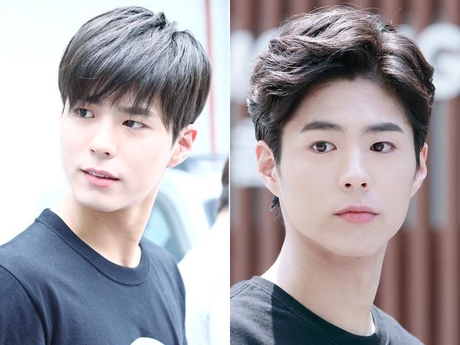 Mỹ nam Hàn để tóc mái hay không: tưởng không khác mà hóa ra khác không tưởng! - Ảnh 13.