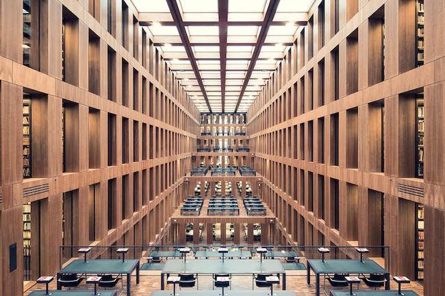 Kiến trúc Berlin dưới góc nhìn đối xứng hoàn hảo - Ảnh 3.
