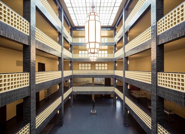 Kiến trúc Berlin dưới góc nhìn đối xứng hoàn hảo - Ảnh 5.