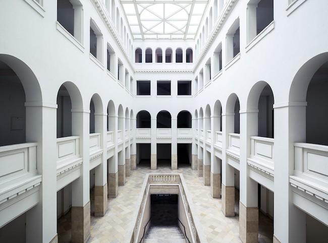 Kiến trúc Berlin dưới góc nhìn đối xứng hoàn hảo - Ảnh 7.