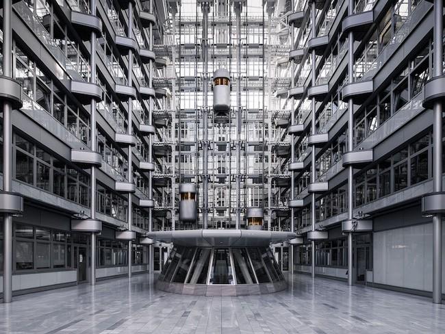 Kiến trúc Berlin dưới góc nhìn đối xứng hoàn hảo - Ảnh 9.