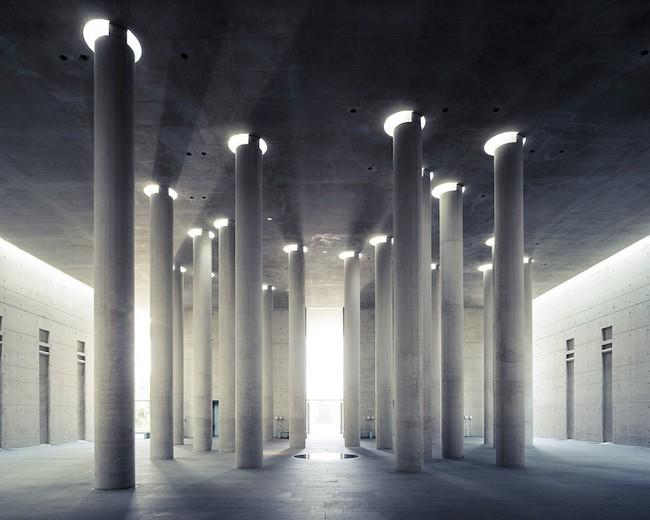 Kiến trúc Berlin dưới góc nhìn đối xứng hoàn hảo - Ảnh 13.