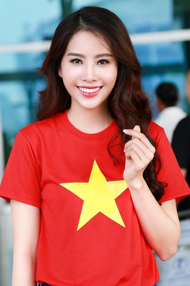 Hoa khôi Nam Em đã chính thức lên đường đến Philippines, đại diện Việt Nam thi Miss Earth - Ảnh 1.