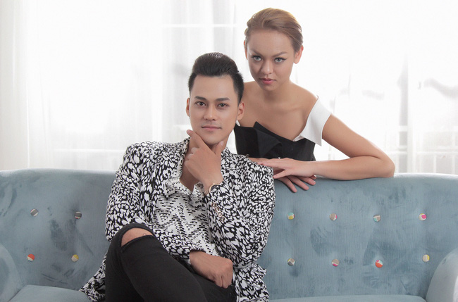 Mai Ngô bất ngờ sánh đôi cùng Phan Ngọc Luân trong MV về Sài Gòn - Ảnh 8.