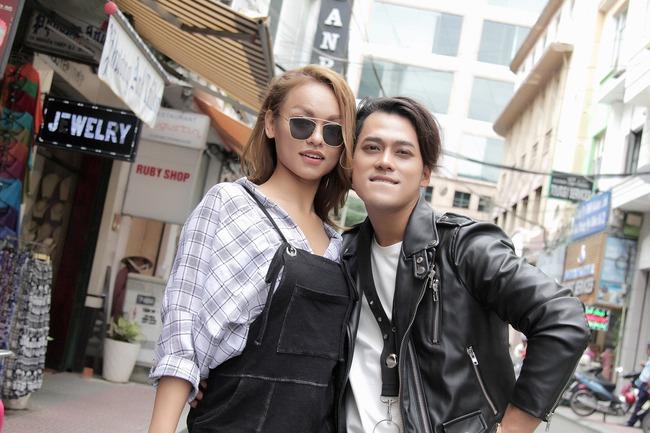 Mai Ngô bất ngờ sánh đôi cùng Phan Ngọc Luân trong MV về Sài Gòn - Ảnh 3.