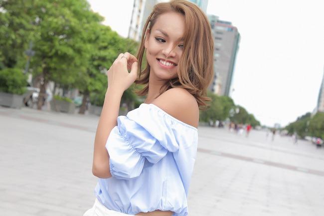 Mai Ngô bất ngờ sánh đôi cùng Phan Ngọc Luân trong MV về Sài Gòn - Ảnh 5.