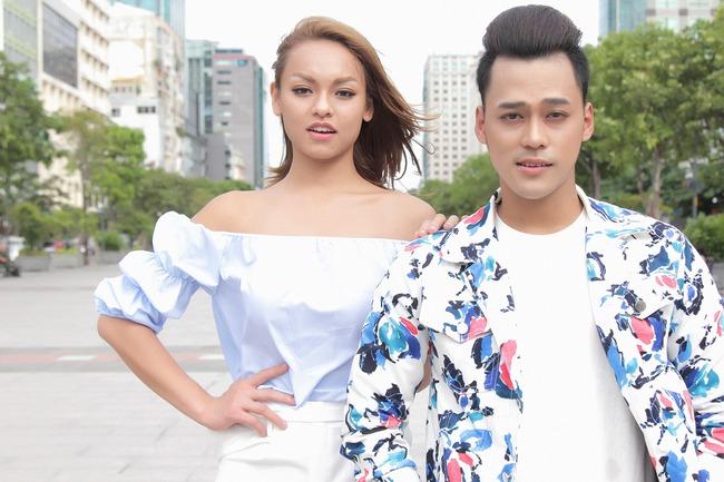 Mai Ngô bất ngờ sánh đôi cùng Phan Ngọc Luân trong MV về Sài Gòn - Ảnh 4.
