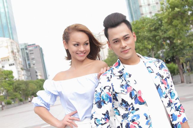 Mai Ngô bất ngờ sánh đôi cùng Phan Ngọc Luân trong MV về Sài Gòn - Ảnh 7.