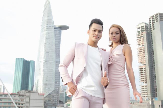 Mai Ngô bất ngờ sánh đôi cùng Phan Ngọc Luân trong MV về Sài Gòn - Ảnh 2.