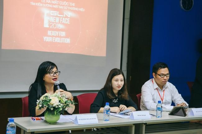 Học sinh Hà Nội thử tài tiếng Anh qua cuộc thi GLN New Face - Ảnh 1.
