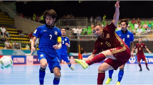 Đối thủ của futsal Việt Nam ở vòng 1/8 World Cup mạnh cỡ nào? - Ảnh 2.
