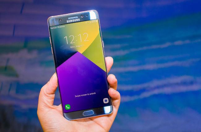 Samsung Galaxy Note7: Những cái đầu tiên và những cái nhất - Ảnh 5.