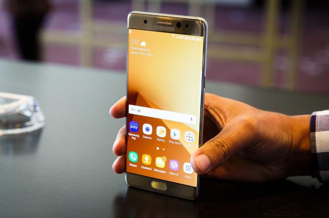 Samsung Galaxy Note7: Những cái đầu tiên và những cái nhất - Ảnh 6.