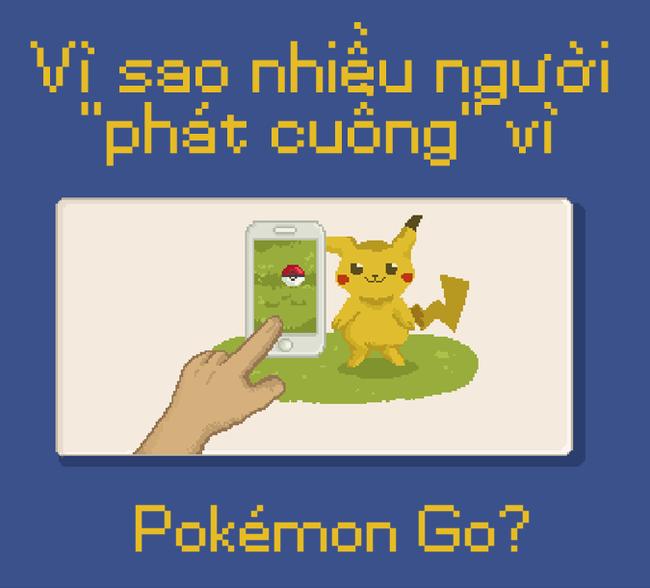 Vì sao người ta phát cuồng về Pokémon Go? - Ảnh 1.