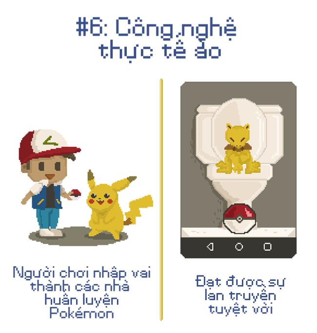 Vì sao người ta phát cuồng về Pokémon Go? - Ảnh 7.