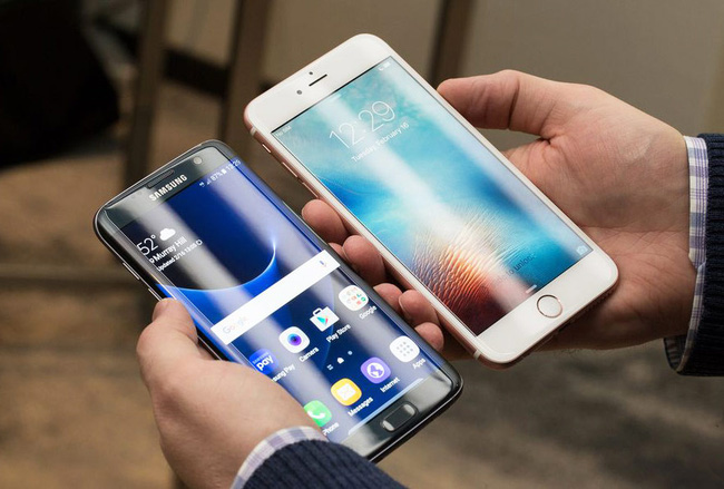 Apple bất ngờ thất thủ trước Samsung ngay trên sân nhà