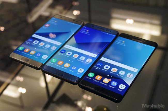 5 điều sẽ giúp Galaxy Note7