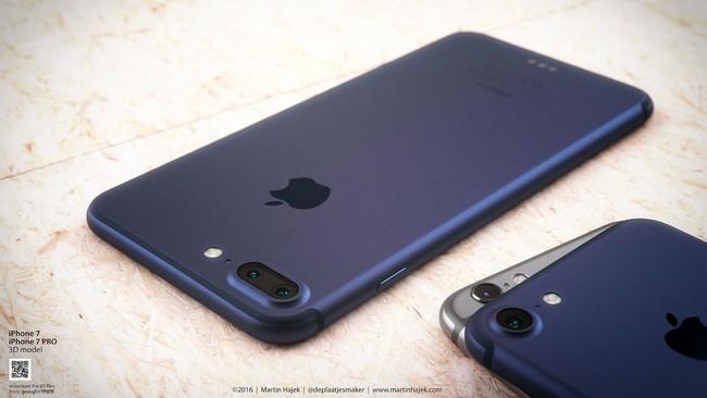 iPhone 7 sẽ có nút Home hoàn toàn mới nhưng màn hình lại thua xa Note7 - Ảnh 2.