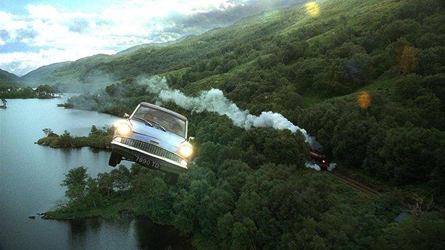 8 món đồ công nghệ trong Harry Potter khiến dân muggles thèm thuồng - Ảnh 2.