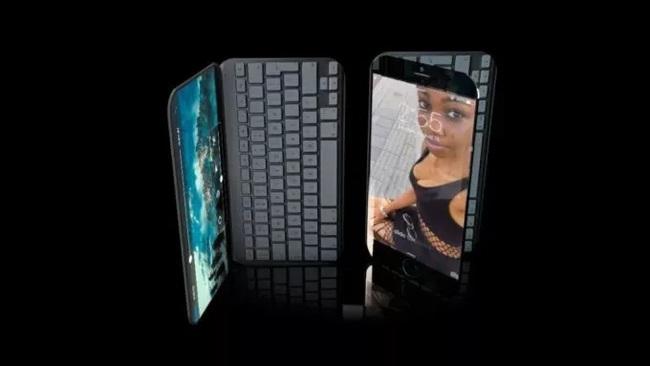 Cảm thấy iPhone 7 thật nhàm chán, hãy ngắm thử chiếc iPhone này! - Ảnh 1.