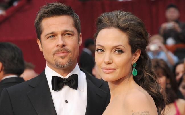 Angelina Jolie và Brad Pitt: Cặp sao hạng A... mù công nghệ - Ảnh 1.
