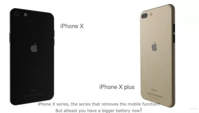 Đây là phiên bản hoàn hảo của iPhone 7 và 7 Plus
