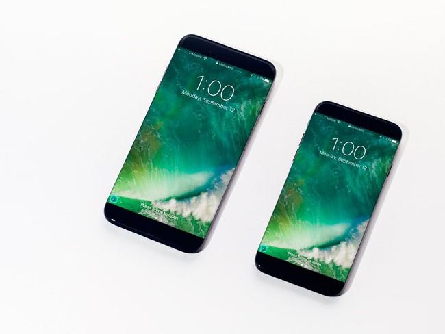 Cận cảnh ý tưởng iPhone 8 tuyệt đẹp khiến iPhone 7 chỉ là đồ bỏ - Ảnh 2.