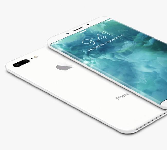 Cận cảnh ý tưởng iPhone 8 tuyệt đẹp khiến iPhone 7 chỉ là đồ bỏ - Ảnh 3.