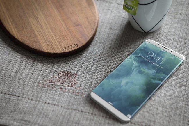 Cận cảnh ý tưởng iPhone 8 tuyệt đẹp khiến iPhone 7 chỉ là đồ bỏ - Ảnh 4.