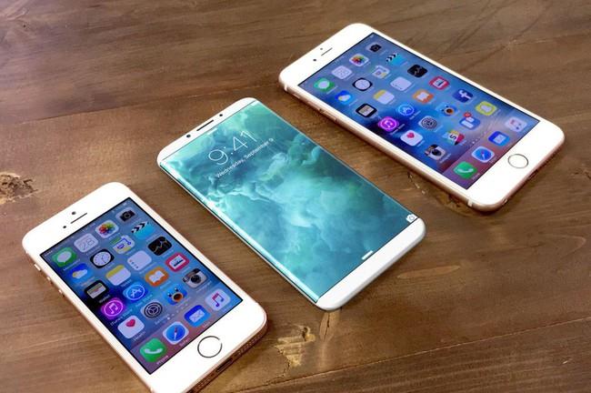 Cận cảnh ý tưởng iPhone 8 tuyệt đẹp khiến iPhone 7 chỉ là đồ bỏ - Ảnh 5.