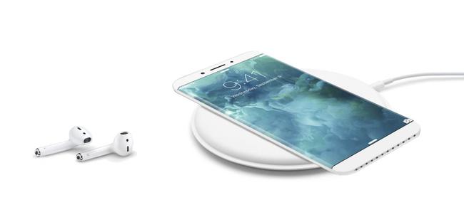 Cận cảnh ý tưởng iPhone 8 tuyệt đẹp khiến iPhone 7 chỉ là đồ bỏ - Ảnh 6.