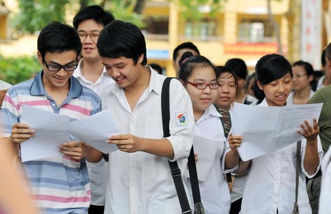 Bộ Giáo dục mời Hội Toán học xây dựng đề thi trắc nghiệm - Ảnh 1.