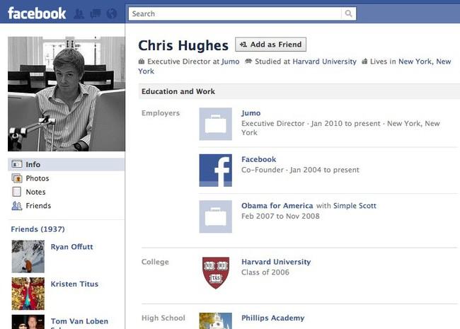 Đây là những tài khoản đầu tiên có mặt trên Facebook - Ảnh 19.