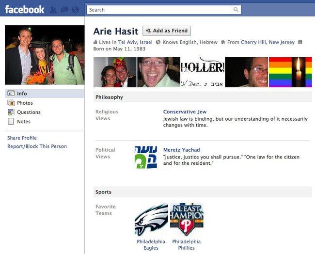 Đây là những tài khoản đầu tiên có mặt trên Facebook - Ảnh 17.