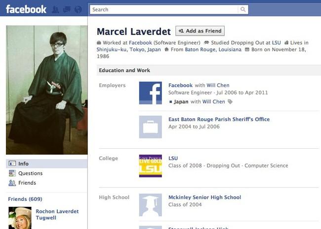 Đây là những tài khoản đầu tiên có mặt trên Facebook - Ảnh 16.