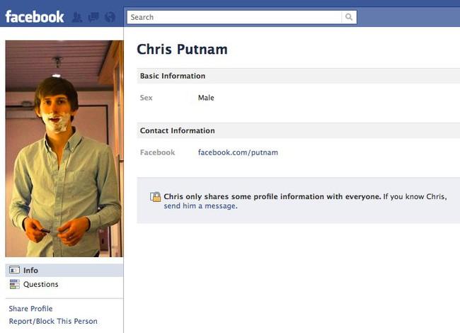 Đây là những tài khoản đầu tiên có mặt trên Facebook - Ảnh 14.