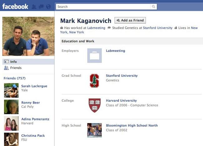Đây là những tài khoản đầu tiên có mặt trên Facebook - Ảnh 11.