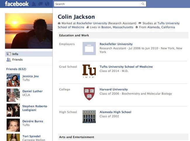 Đây là những tài khoản đầu tiên có mặt trên Facebook - Ảnh 4.