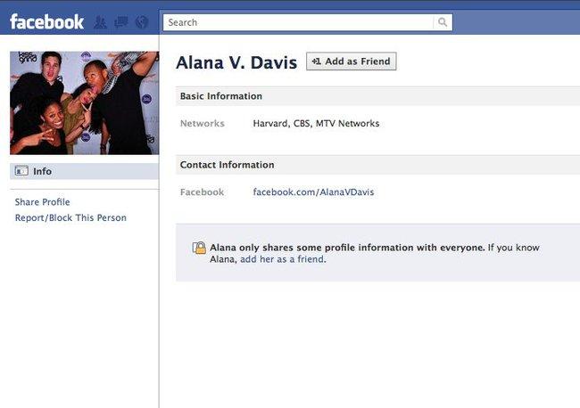 Đây là những tài khoản đầu tiên có mặt trên Facebook - Ảnh 1.