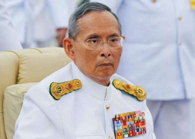 Quốc vương Thái LanBhumibol băng hà - Ảnh 2.