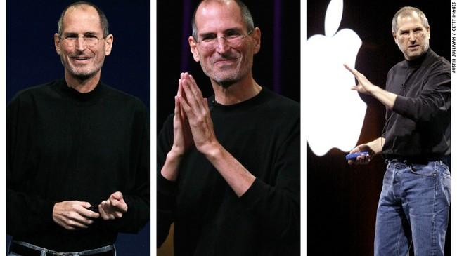 Bí mật thú vị đằng sau chiếc áo cổ lọ mà Steve Jobs mặc đi mặc lại - Ảnh 1.