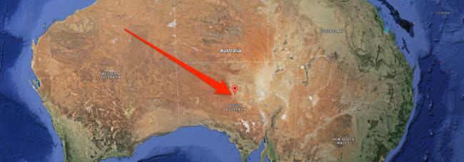 Chùm ảnh: Ghé thăm thị trấn của Úc, nơi 80% người dân sinh sống dưới lòng đất - Ảnh 1.